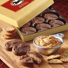 Peanut Butter Sea Biscuits