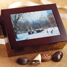Harbor Sweets Keepsake Box 'City Lights'