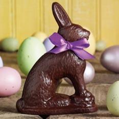 The Robert L. Strohecker Assorted Rabbit® - Dark Chocolate
