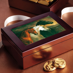 "Dark Horse Keepsake Box ""We Three Muses"""