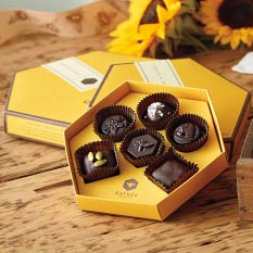 Gather Chocolate - Gather Chocolates - 6 Piece