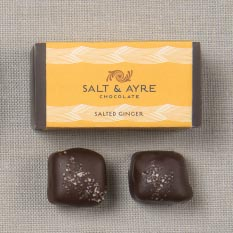 Salt & Ayre - Crystallized Ginger - Salt & Ayre - Ginger 9 pc