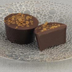 Salt & Ayre - Café Au Lait Truffle Gift Box - Salt & Ayre - Café Au Lait Truffle - Set of Two (2 pc. Box)