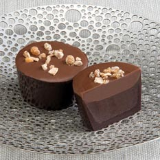 Salt & Ayre - Hazelnut Truffle Gift Box - Salt & Ayre - Hazelnut Truffle 9 pc