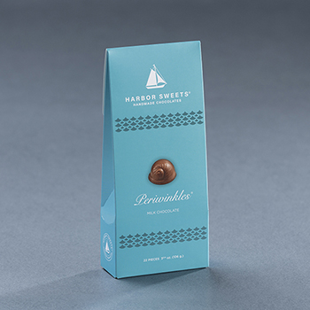 Periwinkles Gable Box - 22 pc.