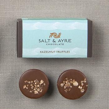 Hazelnut Truffle 2 pc
