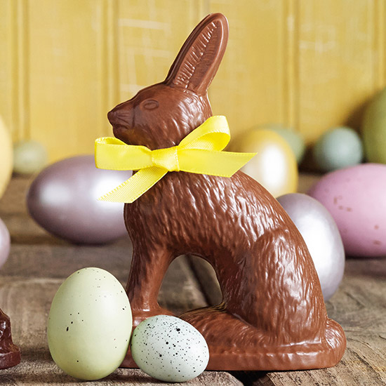 The Robert L. Strohecker Assorted Rabbit® - Milk Chocolate