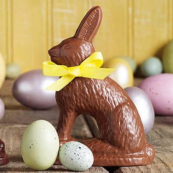 The Robert L. Strohecker Assorted Rabbit® - Milk Chocolate