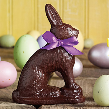 The Robert L. Strohecker Assorted Rabbit® - Dark Chocolate