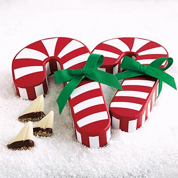 Candy Cane Box