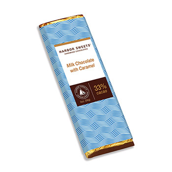 Milk Chocolate & Caramel Bar