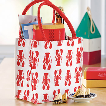 Lobster Tote - 12 pc.