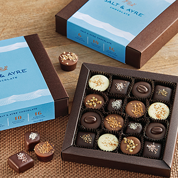 Salt & Ayre Assortments - Salt & Ayre Assortment 16 pc