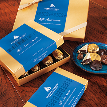 Harbor Sweets Classic Gift Assortments - Harbor Sweets Classic Gift Asst - 10 pc