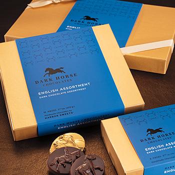 Dark Chocolate 'English' Assortment