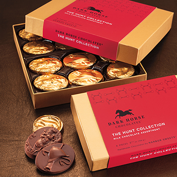 Milk Chocolate 'Hunt' Collection Gift Boxes