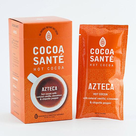 AZTECA 6 POUCH BOX