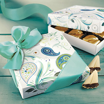 Paisley Box with Sweet Sloops