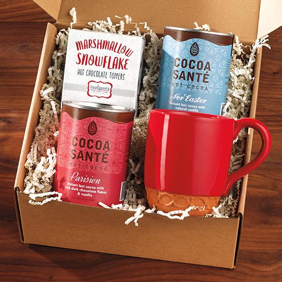 Cocoa Santé Gift Set