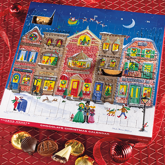 """Sweet Tidings!"" Christmas Calendar"