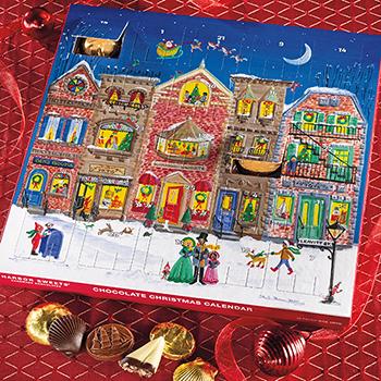 """Sweet Tidings!"" Christmas Calendar"
