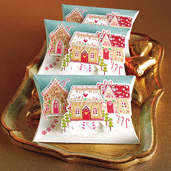 Candy House Favor - Candy House Favor - Set of 5