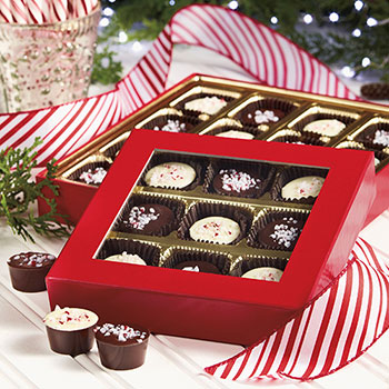 Peppermint Truffles - Peppermint Truffles - 9 pc