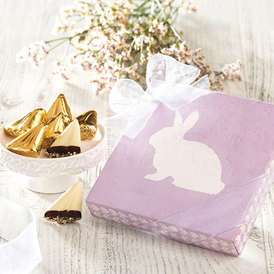 Pastel Bunny Box