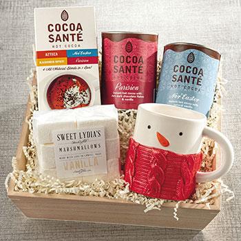 Cocoa Santé Gift Basket