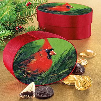 Cardinal Fabric Box - 20 pc.