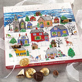 """Christmas Calendar """"Home for the Holidays"""""""