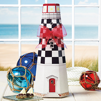 Lighthouse Box  24 pc
