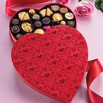 Ultimate Heart Assortment - 36 pc.