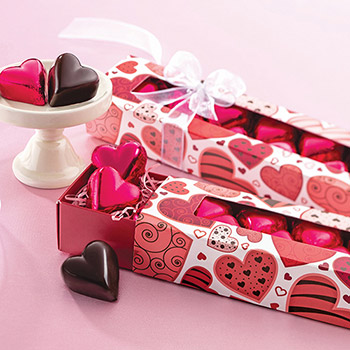 Lotta Love Heart Slider Box