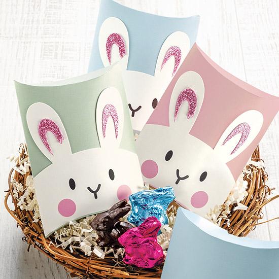 Bunny Favor Boxes