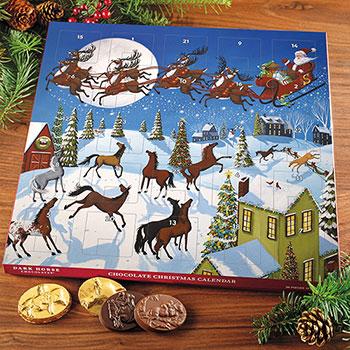 """Reindeer Dreams"" Christmas Calendar - 26 pc."