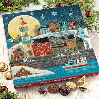 Coastal Christmas Calendar - 28 pc.
