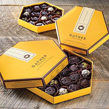 Gather Chocolate Gift Box - Gather Chocolates - 24 Piece