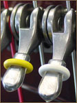 Rings on Performance Levers