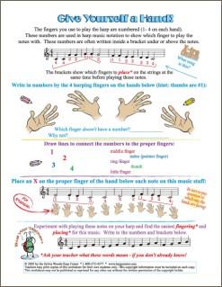 Sylvia Woods Harp Center - Free Teacher Handouts