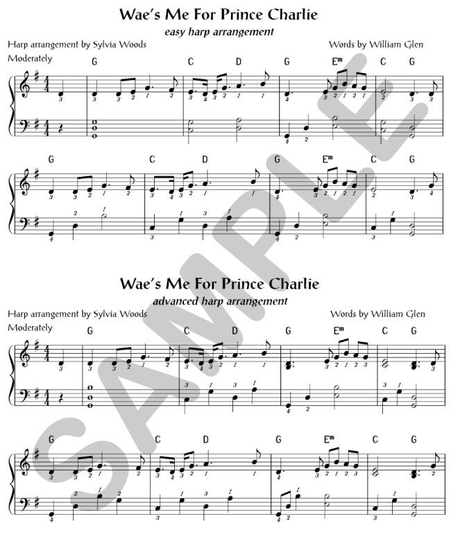 Sylvia Woods Harp Center - Celtic Books & PDFs - 52 Scottish Songs ...