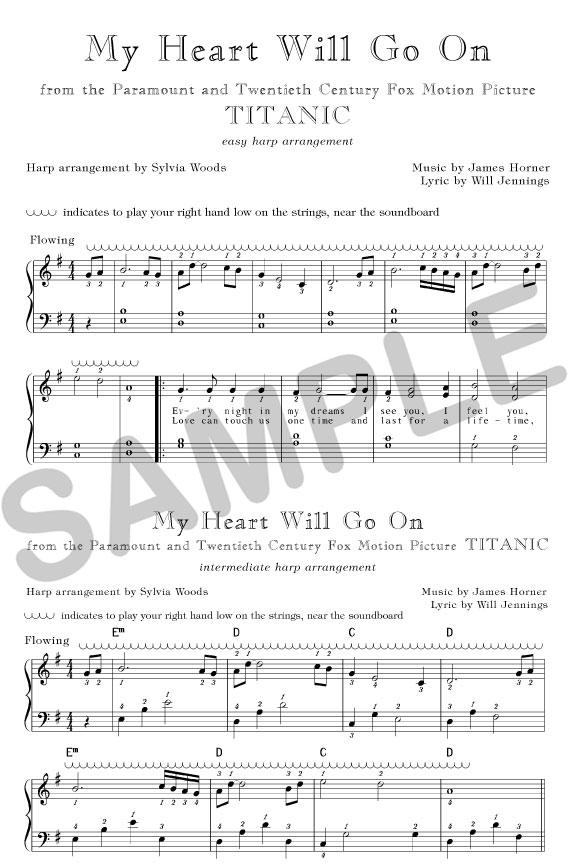 Sylvia Woods Harp Center Pop Books Pdfs My Heart Will Go On