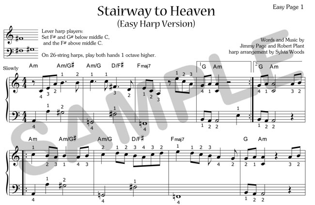 Staircase To Heaven Song