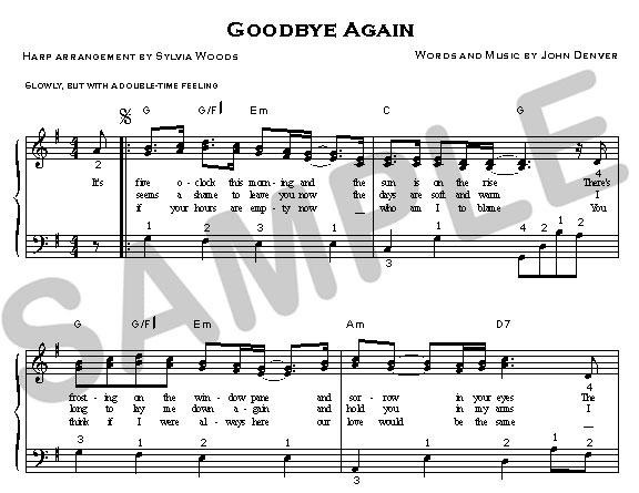 Denver John - Goodbye Again Lyrics | MetroLyrics