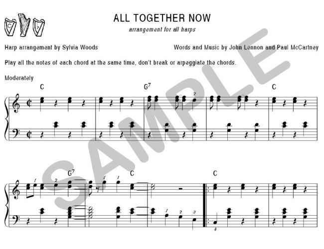Sylvia Woods Harp Center - Pop Books & PDFs - Lennon and McCartney ...