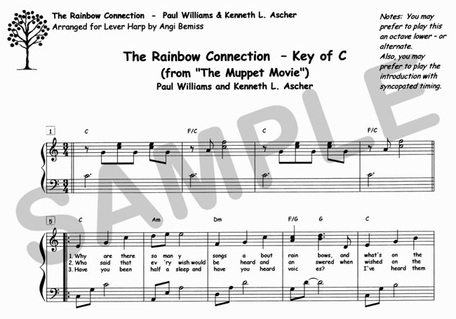 Sylvia Woods Harp Center - Pop Books & PDFs - Rainbow Connection ...