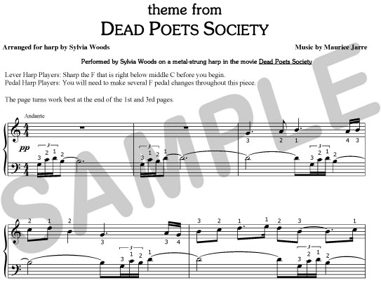 Music in dead poets society essay