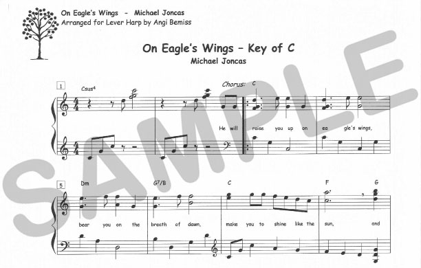 on eagles wings joncas pdf free