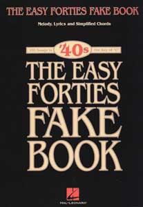 The Easy 40's Fake Book