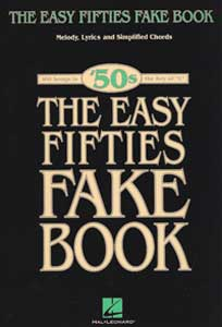 The Easy 50's Fake Book